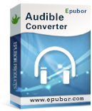 Epubor Audible DRM解除