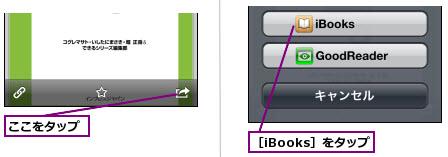 Dropbox経由でpdfをiBooksに転送