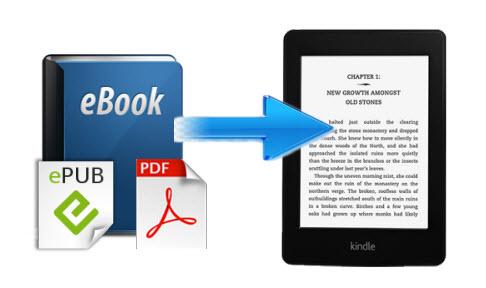 電子書籍をKindleに変換