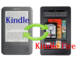 KindleからKindleへ転送