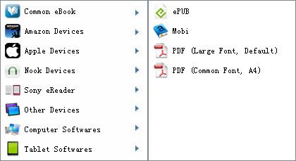 Kindleをepub/pdfへ変換